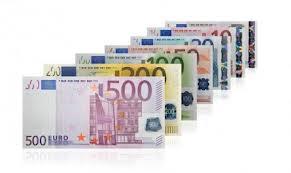 Barzahlung bei Abholung Euro