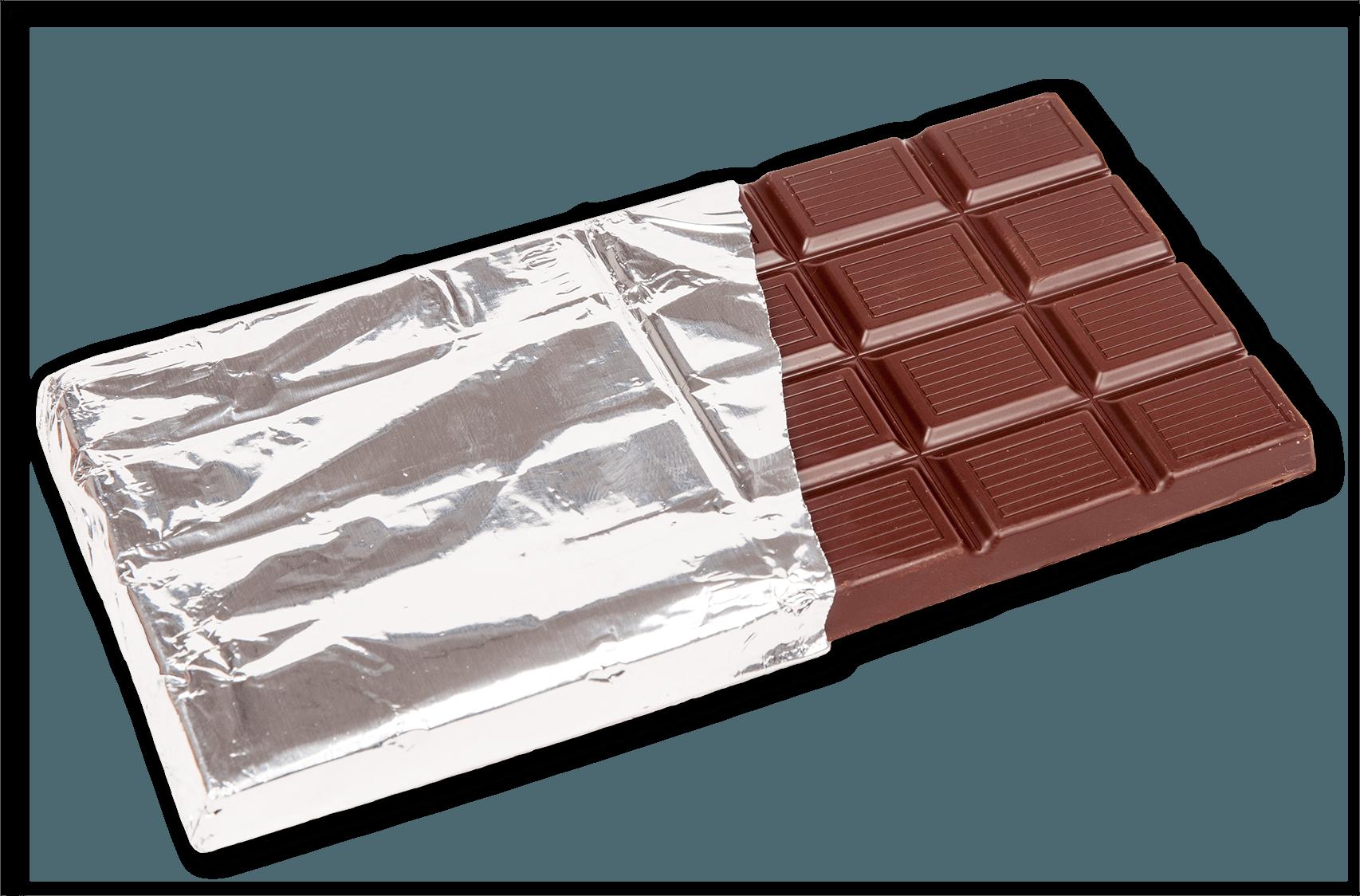 10 x 100g Schokolade in Dose verpackt | SicherSatt