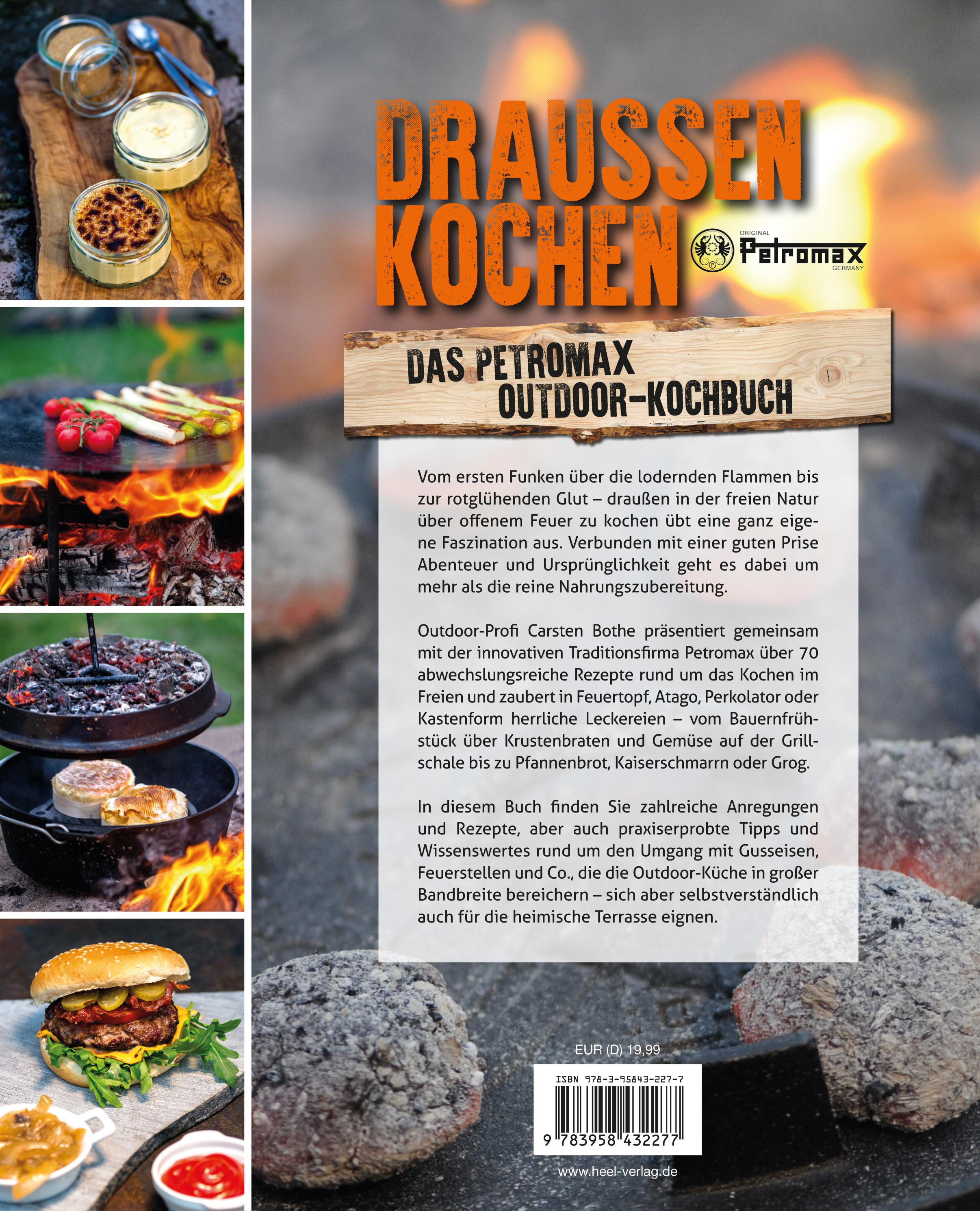 Sichersatt kochbuch draussen kochen for Die fettverbrennungs kuche buch
